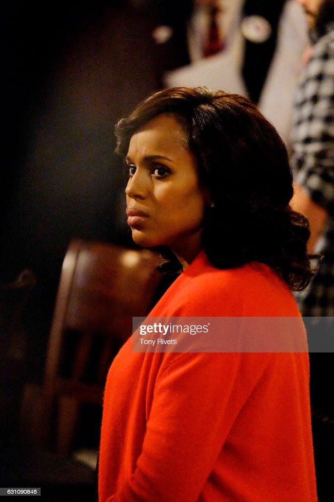 """ABC's """"Scandal"""" - Season Six : News Photo"""