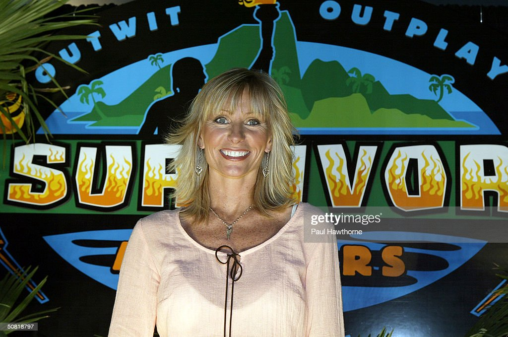 Survivor All-stars/Reunion Show : News Photo