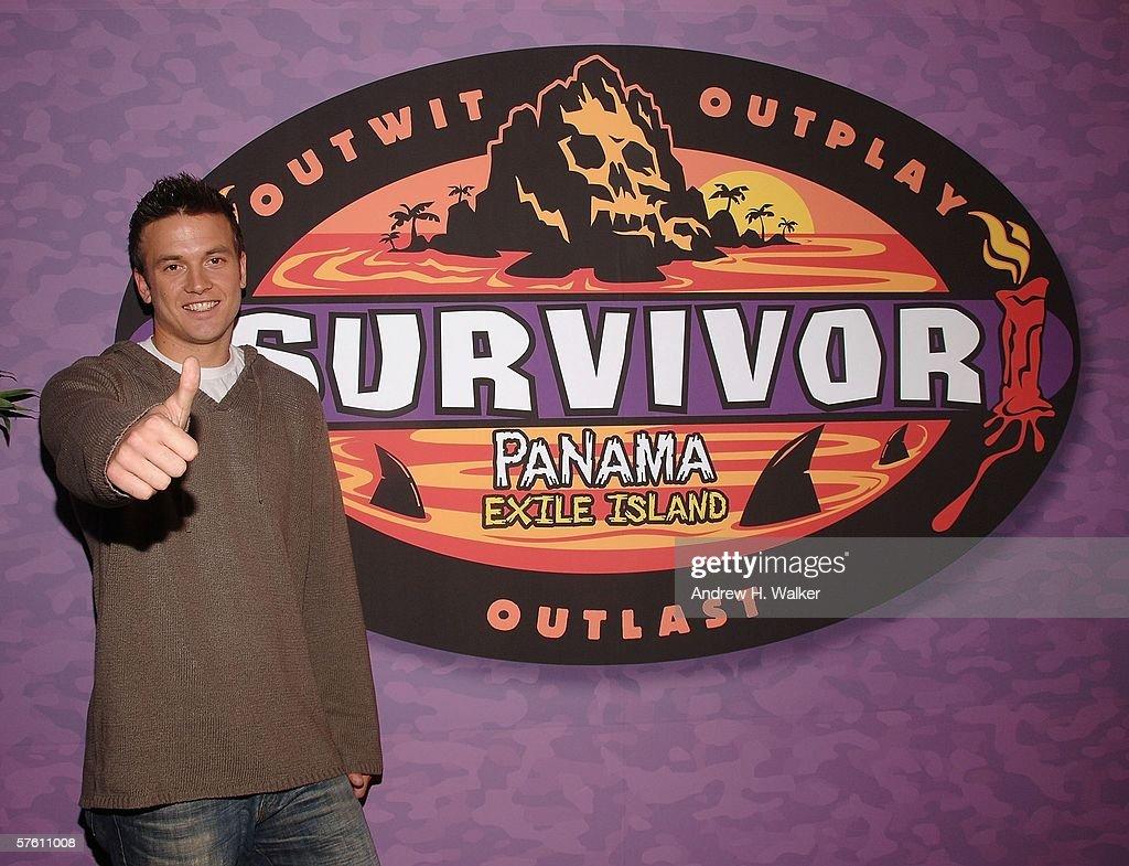 CBS Presents Survivor Panama Exile Island Finale/Reunion Show : News Photo