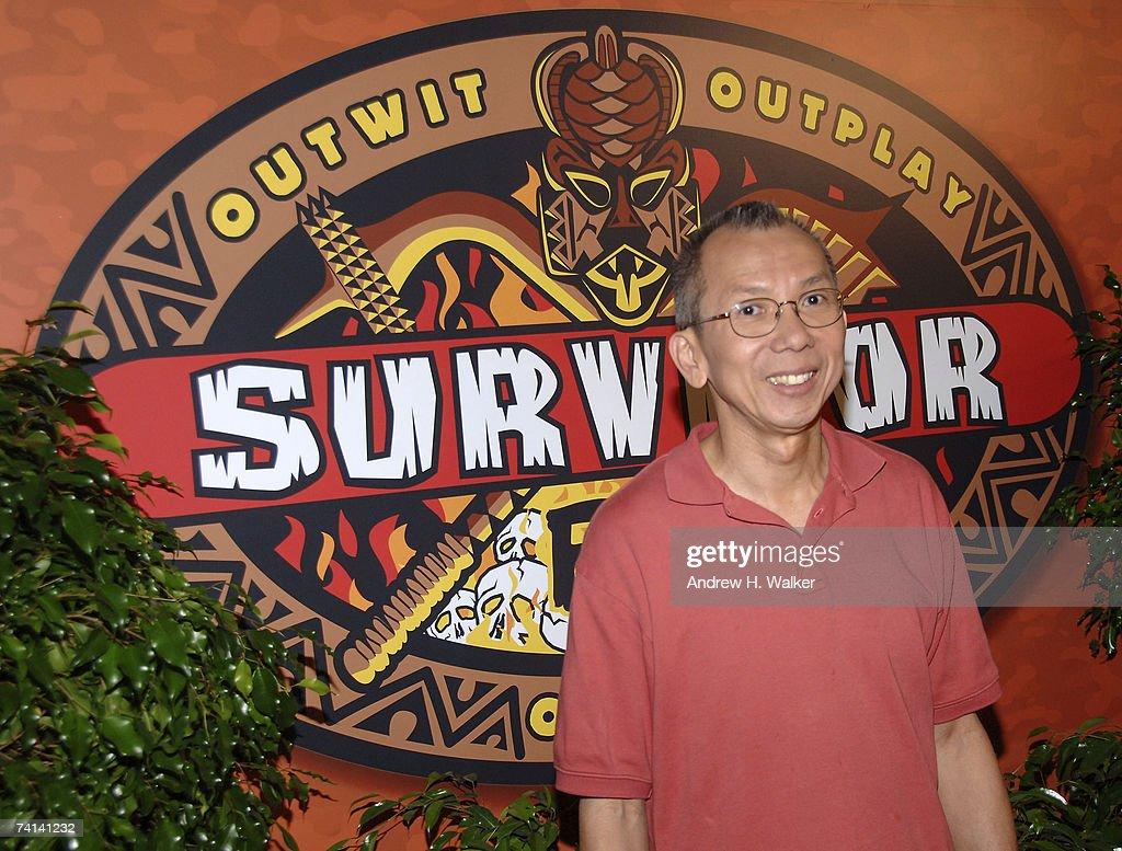 """Survivor: Fiji"" Finale And Reunion Show : News Photo"