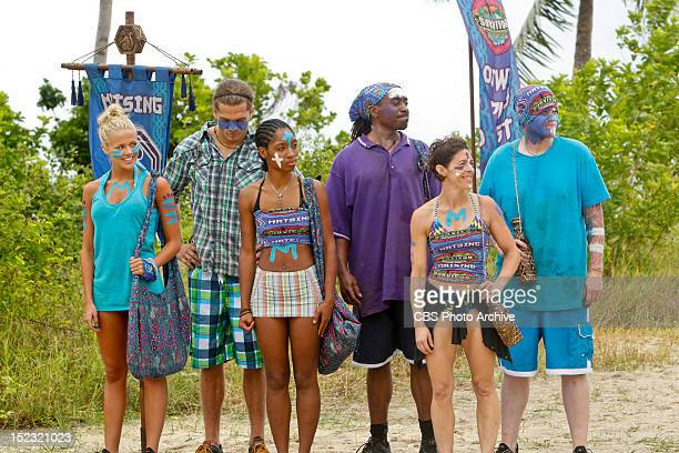 'Survivor Smacked Me In The Chops' Angie Layton Malcolm Freberg Roxanne 'Roxy' Morris Russell Swan Denise Stapley and Zane Knight during the...
