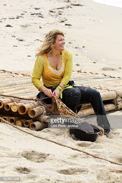 """""""Survivor Smacked Me In The Chops"""" - Lisa Whelchel during the premiere episode of Survivor: Philippines. The twenty-fifth installment of the Emmy..."""