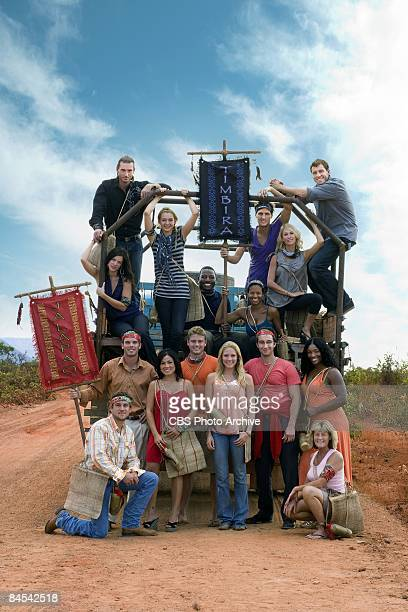 Survivor Tocantins The Brazilian Highlands Erinn Lobdell Benjamin 'Coach' Wade Sierra Reed Jerry Sims Candace Smith Tyson Apostol Debra Beebee and...