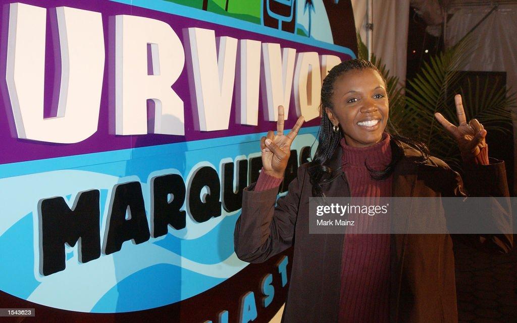 """Survivor Marquesas"" Finals : News Photo"