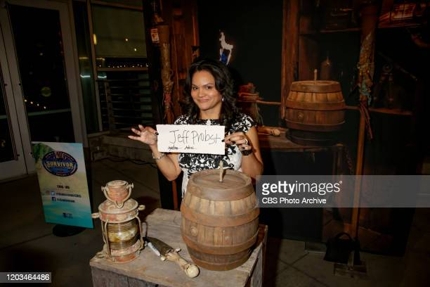 Survivor Winners at War Premiere Party Pictured Sandra DiazTwine Survivor celebrated 20 Years with a premiere event like never before Fans were...