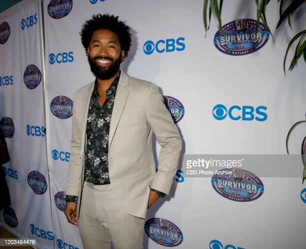 Survivor Winners at War Premiere Party Pictured Wendell Holland Survivor celebrated 20 Years with a premiere event like never before Fans were...