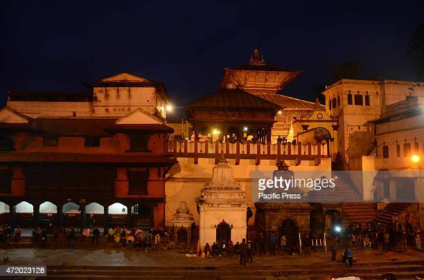 Survivors gathered to mourn and cremate relatives and friends killed in the worst earthquake in 80 years. The famous Pashupatinath Ghat has become...