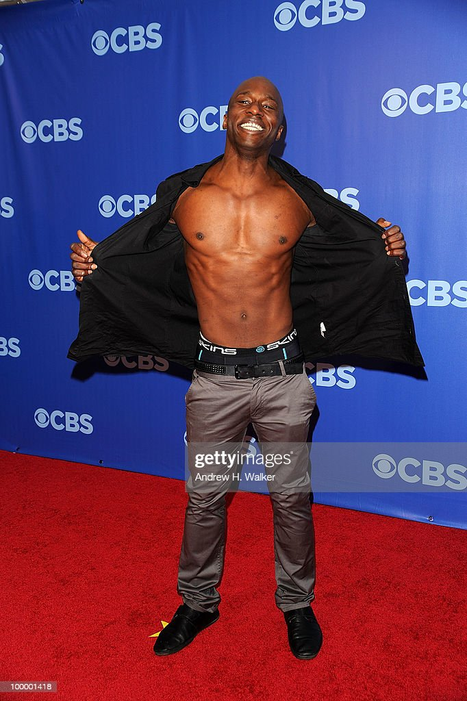 Survivor's James Clement attends the 2010 CBS UpFront at Damrosch Park, Lincoln Center on May 19, 2010 in New York City.