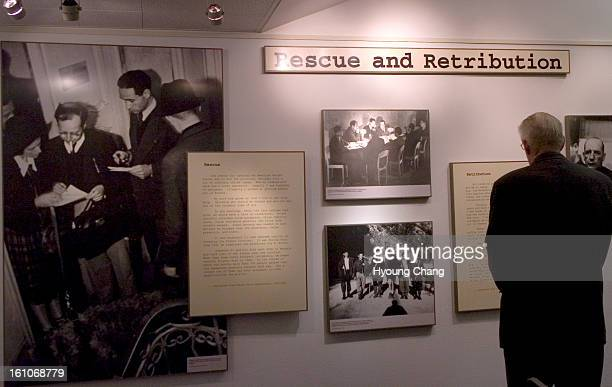 survivors Norman Anderson of Denver is visiting Aurora History Museum for the exhibit of Varian Fry Assignment Rescue 19401941 on Sunday Fry helped...