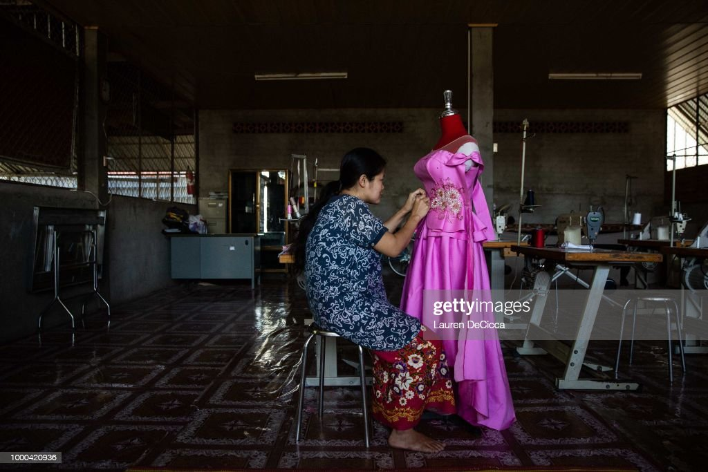 Women Find Empowerment at Cambodia's Shelter For The Deprived