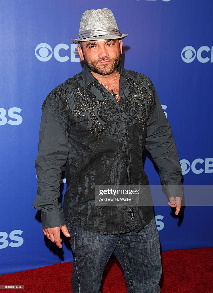 Survivor's Russell Hantz attends the 2010 CBS UpFront at Damrosch Park, Lincoln Center on May 19, 2010 in New York City.