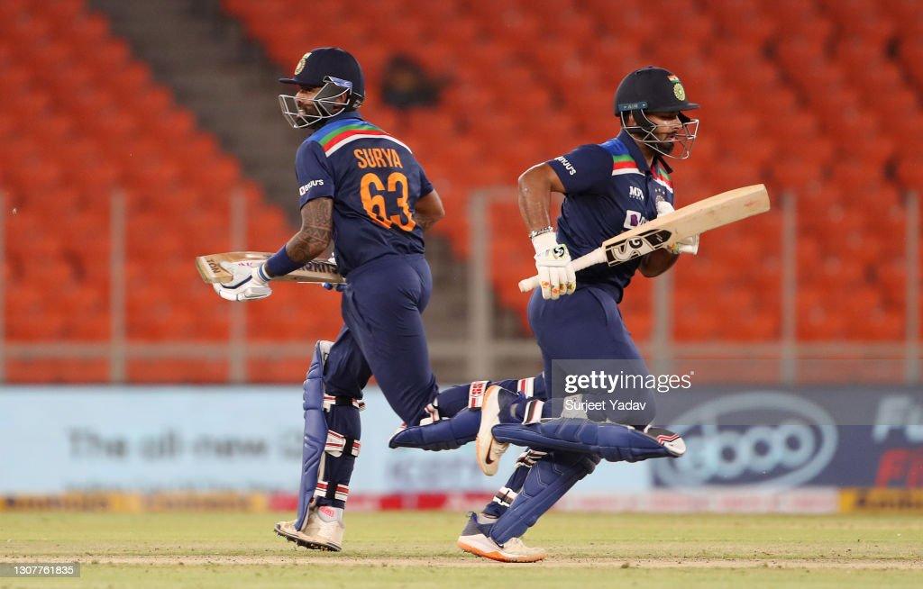 India v England - 4th T20 International : News Photo