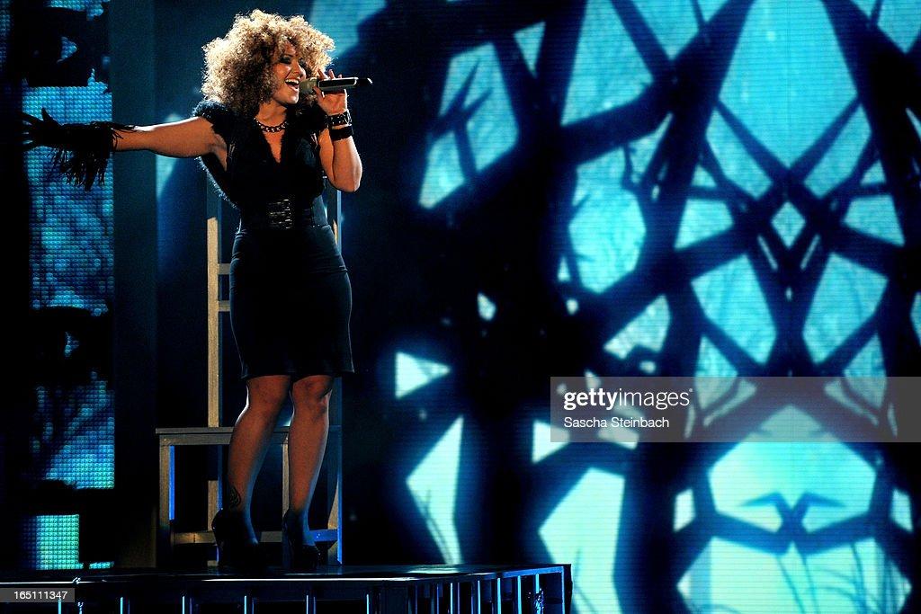 'Deutschland Sucht Den Superstar' 3rd Show - Rehearsal : Foto jornalística