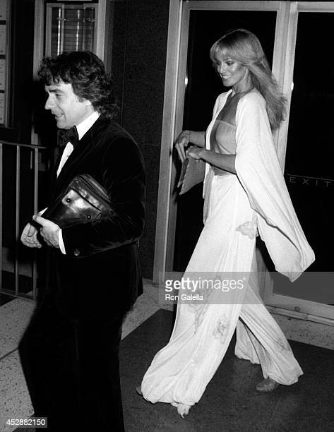 Susan Anton and Dudley Moore attend American Ballet Theater Opening on January 26 1981 at the Dorothy Chandler Pavilion in Los Angeles California