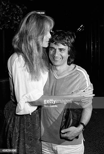 Susan Anton and Dudley Moore sighted on September 9 1981 at Elaine's Restaurant in New York City