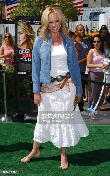 Susan Anton during New York Minute World Premiere Arrivals at Grauman's Chinese in Hollywood California United States