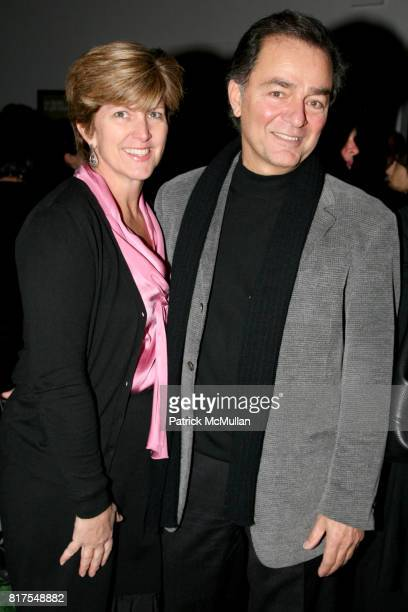 Susan B and Victor Benson attend 8th Annual BoCONCEPT/KOLDESIGN Holiday Party at Bo Concept Madison Ave on December 14th 2010 in New York City
