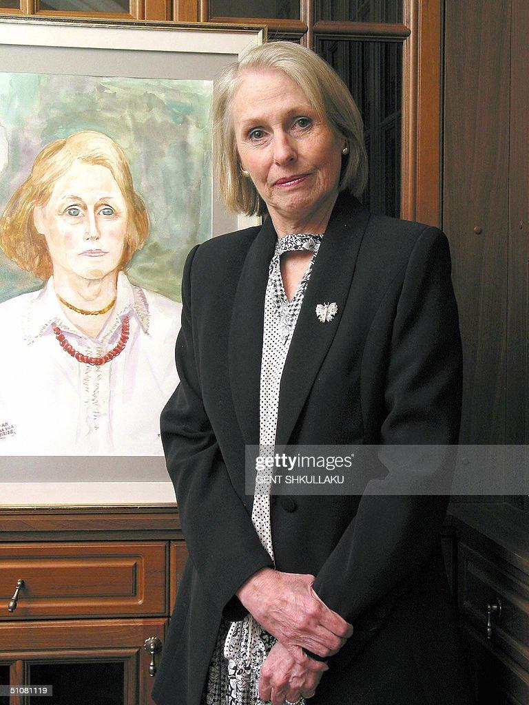 (FILES) Susan Barbara Cullen-Ward, the A : News Photo