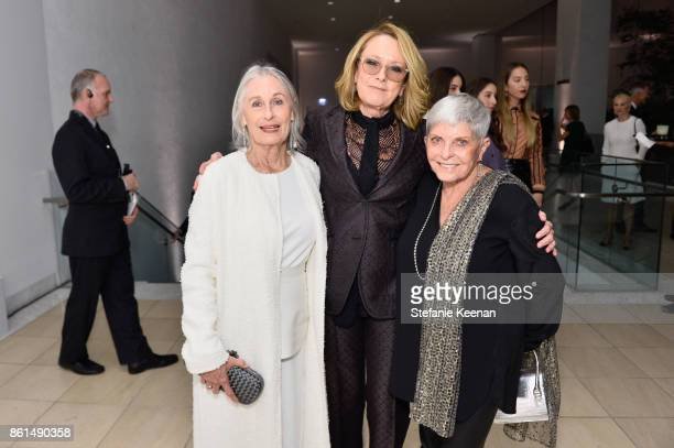 Susan Bay Nimoy Ann Philbin and Dallas PriceVan Breda at the Hammer Museum 15th Annual Gala in the Garden with Generous Support from Bottega Veneta...