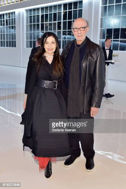 Susan Becker and Harold Becker attend Mr Chow 50 Years on February 16 2018 in Vernon California