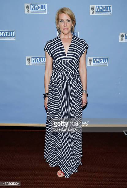Susan Blackwell attends NYCLU 12th Annual Benefit Concert Broadway Stands Up For Freedom at NYU Skirball Center on July 21 2014 in New York City