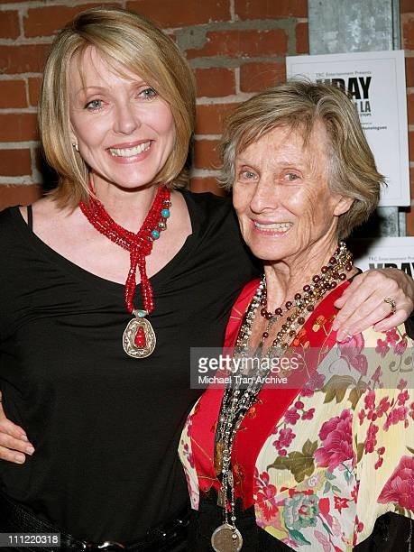 Susan Blakely and Cloris Leachman during VDay West LA 2006 Benefit Production of Eve Ensler's The Vagina Monologues Show and After Party at The...