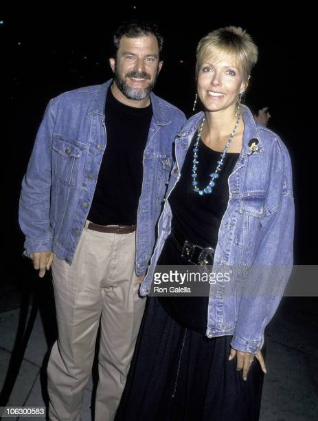 Susan Blakely and Steve Jaffe during Susan Blakely and Steve Jaffe at DGA Theater at DGA Theater in West Hollywood California United States
