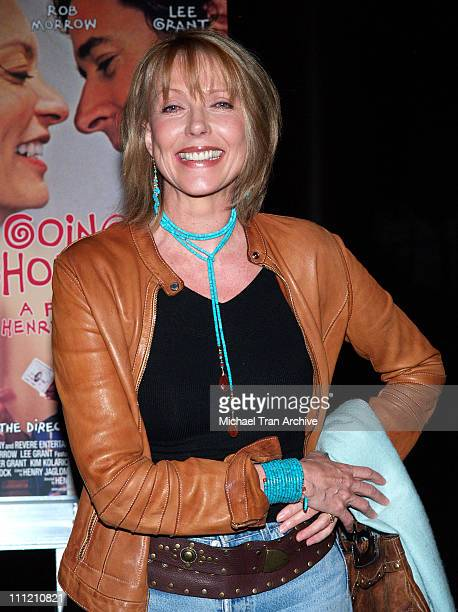 Susan Blakely during Going Shopping Los Angeles Premiere Arrivals at Directors Guild of America Theatre in Los Angeles California United States