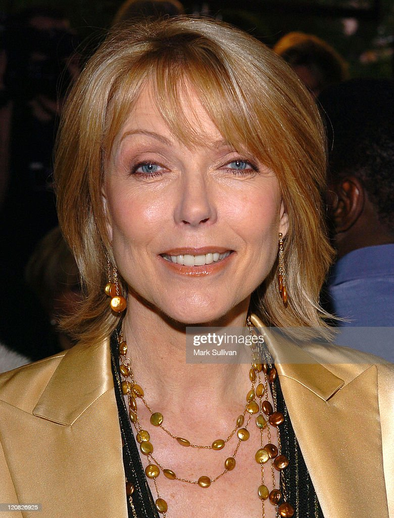 Susan Blakely during The 15th Annual Night of 100 Stars Oscar Gala - Arrivals at The Beverly Hills Hotel in Beverly Hills, California, United States.