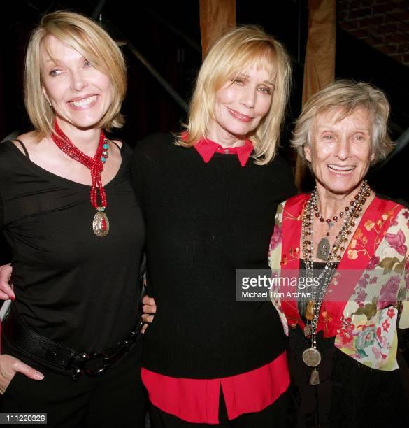 Susan Blakely Sally Kellerman and Cloris Leachman