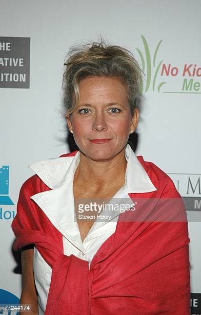Susan Bloch attends The Creative Coalition Premiere Of Canvas at The French Institute October 9 2007 in New York City