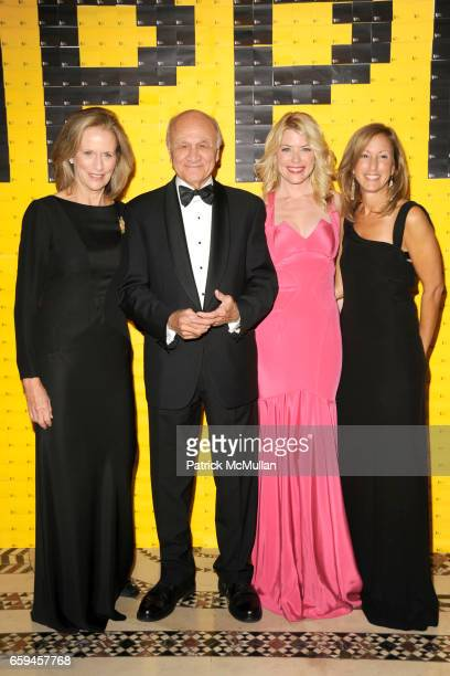 Susan Burden Nicholas Scoppetta Amy McFarland and Susan Magazine attend NEW YORKERS FOR CHILDREN 10th Annual Fall Gala at Cipriani 42nd on September...