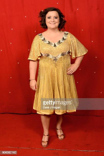 Susan Calman attends the 'Strictly Come Dancing' Live photocall at Arena Birmingham on January 18 2018 in Birmingham England Ahead of the opening on...