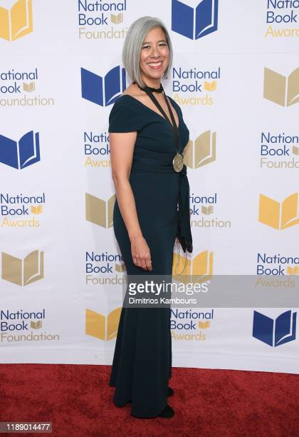 Susan Choi attends the 70th National Book Awards Ceremony Benefit Dinner at Cipriani Wall Street on November 20 2019 in New York City