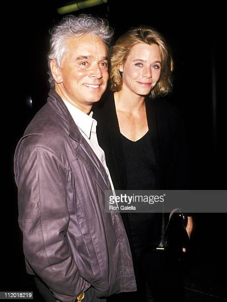 Susan Dey and Bernard Sofronski during 'I Love You' Celebration at DGA Theater in West Hollywood California United States