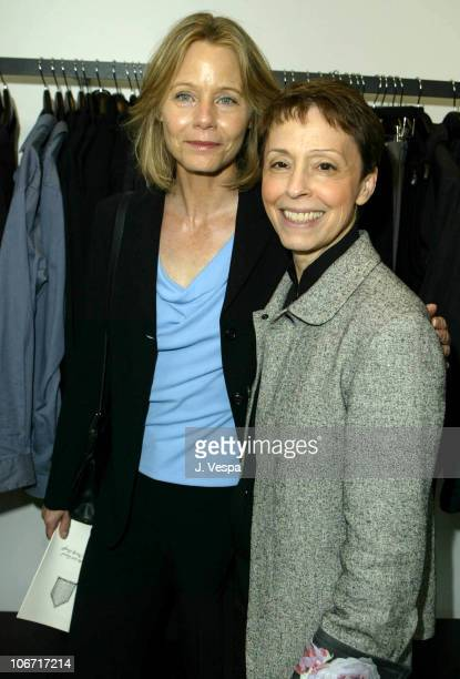 Susan Dey and Gail Abarbanel during John Varvatos and 'Shop To Show Your Support' at the 2nd Annual Stuart House Benefit Event at John Varvatos...