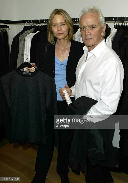 Susan Dey and her husband Bernard Sofronski during John Varvatos and 'Shop To Show Your Support' at the 2nd Annual Stuart House Benefit Event at John...