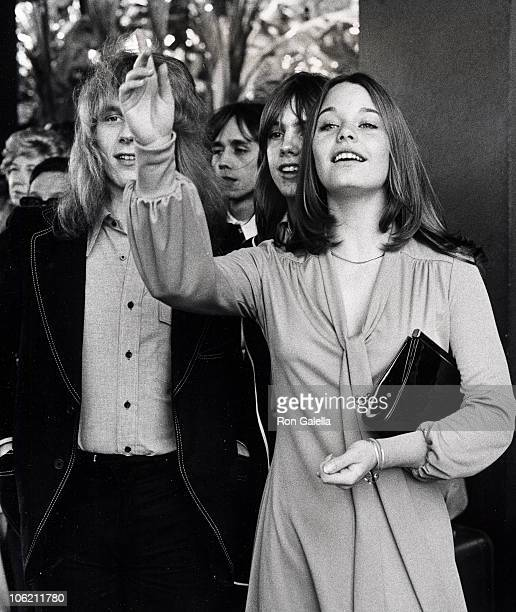 Susan Dey during 20th Annual Genii Awards Luncheon at Beverly Hills Hotel in Beverly Hills California United States Ivan Kral partially obscured...
