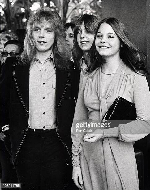 Rick Springfield and Susan Dey during 20th Annual Genii Awards Luncheon at Beverly Hills Hotel in Beverly Hills California United States