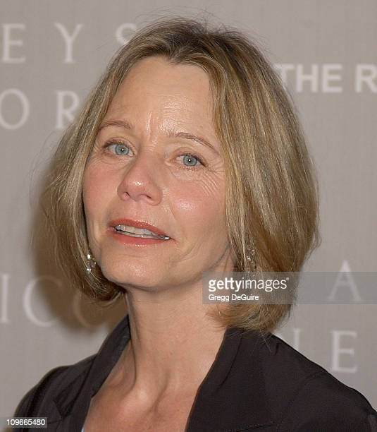 Susan Dey during Barneys New York Hosts Gala Dinner and Nina Ricci Fashion Show to Benefit The Rape Foundation Arrivals at Barneys New York in...