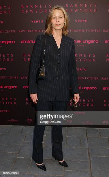 Emanuel Ungaro Fashion Show To Benefit Rape Treatment Center at Private Home of Heather Thomas in Santa Monica California United States