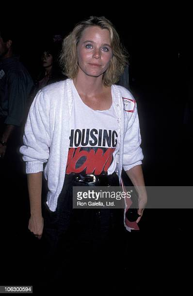 Susan Dey during 'Housing Now' Press Conference at Los Angeles in Los Angeles California United States