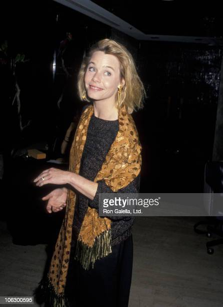 Susan Dey during Los Angeles Mission Benefit at 220 Club in Los Angeles California United States