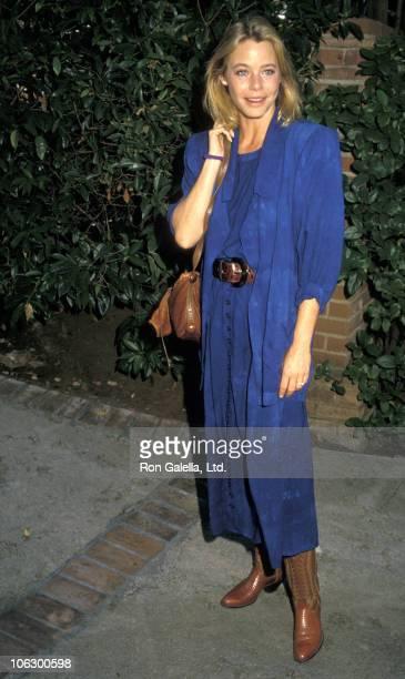 Susan Dey during Rape Treatment Center Benefit at Los Angeles Rape Treatment Center in Los Angeles California United States