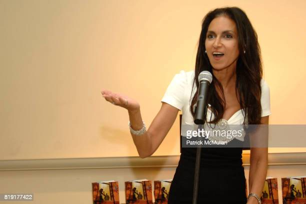 Susan FalesHill attend Susan FalesHill's ONE FLIGHT UP Book Launch Party at 15 Central Park West on July 21st 2010 in New York City