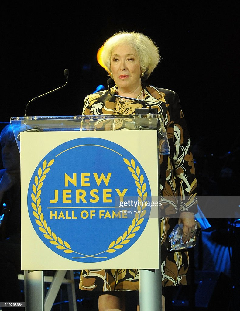 Susan Fox Rosellini attends the 2016 New Jersey Hall Of Fame Induction Ceremony at Asbury Park Convention Center on April 7, 2016 in Asbury Park, New Jersey.