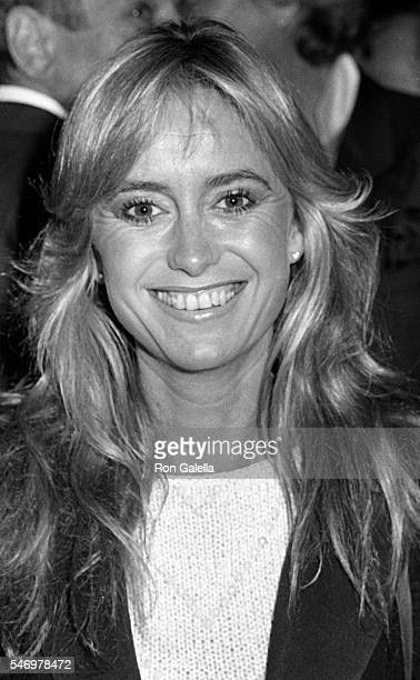 Susan George attends Third Annual American Film Market on March 4 1983 in Hollywood California