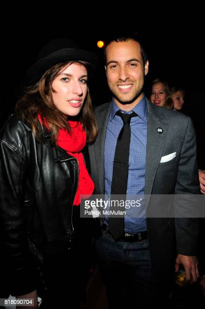 Susan Gertner and Ari Goldberg attend Stylecaster Media Group hosts official New York Launch of QWIKIcom at Backstage Tammany Hall NYC on November 19...