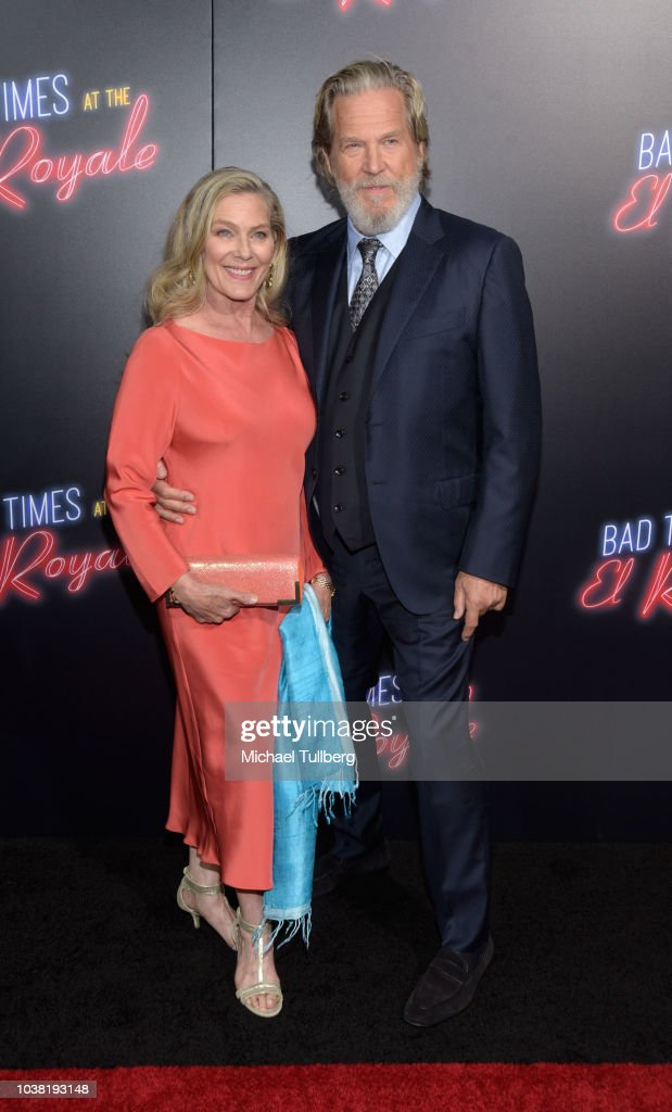 "Premiere Of 20th Century FOX's ""Bad Times At The El Royale"" - Arrivals"