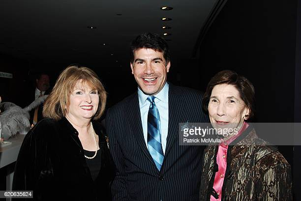 Susan Hayne Bryan Batt and Rose Marie Fowler attend 'Rebuilding NEW ORLEANS in NYC' hosted by the PRESERVATION RESOURCE CENTER at Jazz at Lincoln...